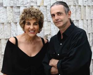 Maria Lúcia Mendes Gobbi e Paulo Gobbi